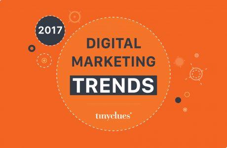 2017 digital marketing trends