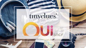 OUI.sncf uses Tinyclues' Deep AI