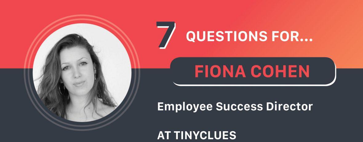 Fiona Cohen Tinyclues