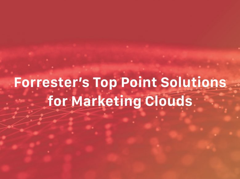 Forrester Report Point Solutions