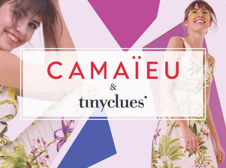 Camaieu and Tinyclues