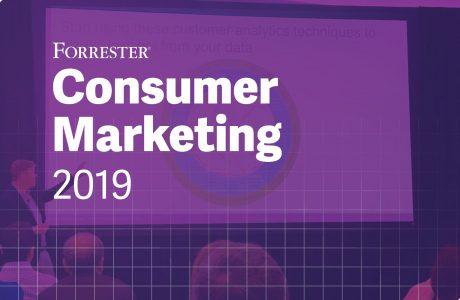 Forrester Consumer Marketing 2019