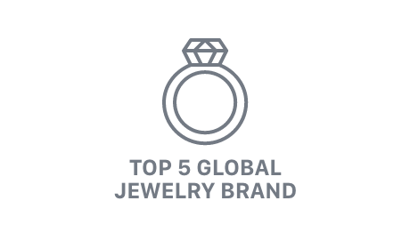 Top 5 global jewelry brand