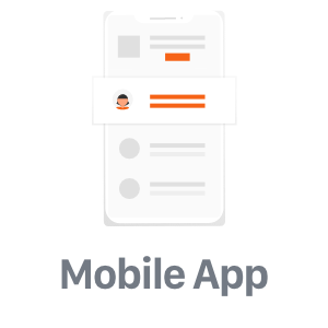 push mobile app