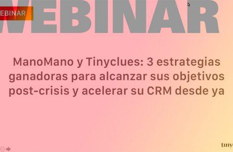 Webinar ManoMano x Tinyclues
