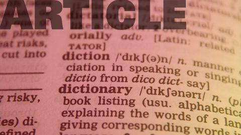 CRM Marketing Humor Dictionary