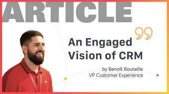 An engaged vision of CRM